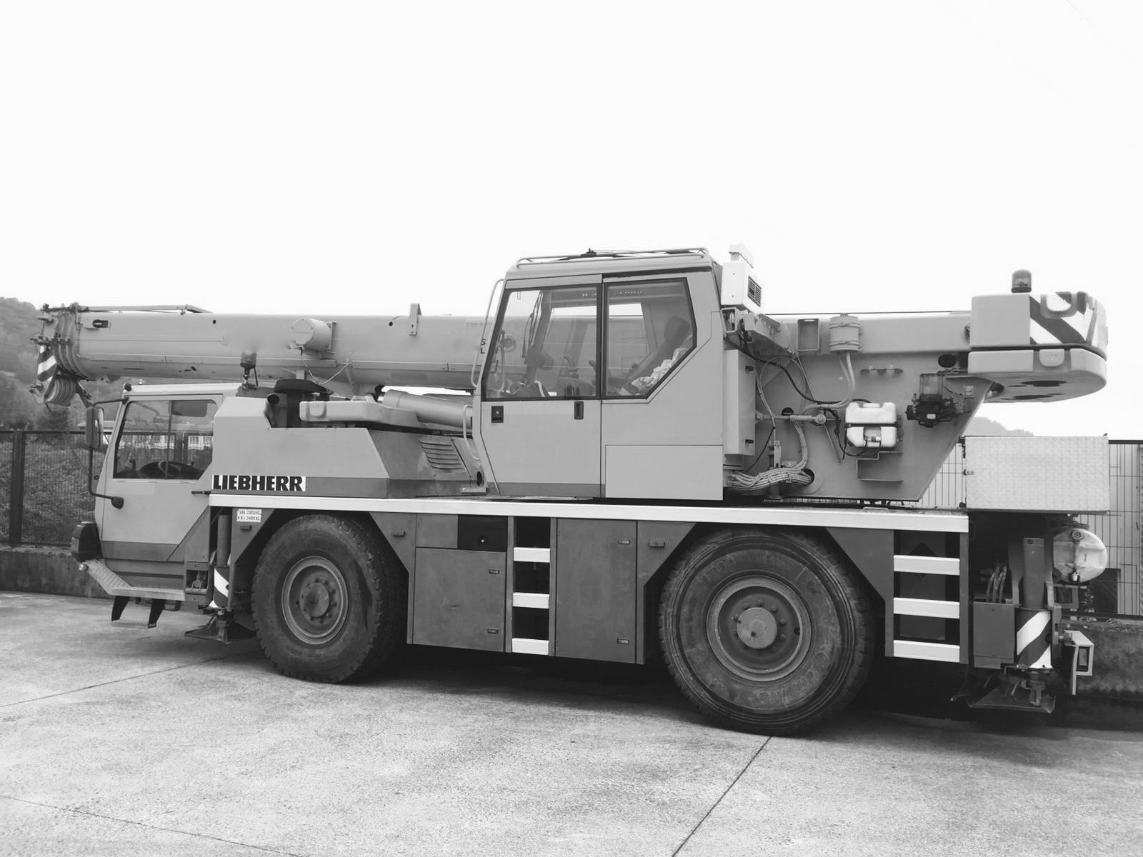 LIEBHERR LTM 1030/2